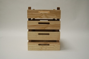 Stacking box